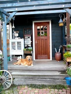 木製ドア2