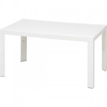 ステラ テーブル 80×140 ホワイト