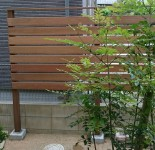 イタウバ フェンス DIY