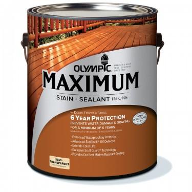 木材保護塗料オリンピック・マキシマム