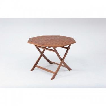八角テーブル 110cm