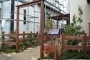 フェンスのDIY作品(レッドシダー) #2