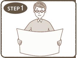 step1 設計図作成