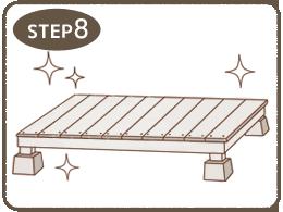 step8 完成!